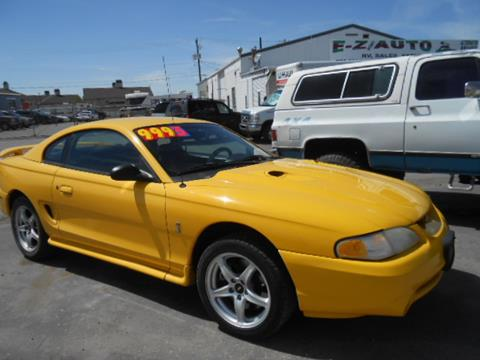 1998 Ford Mustang Svt Cobra For Sale In Winchester Ky Carsforsale Com