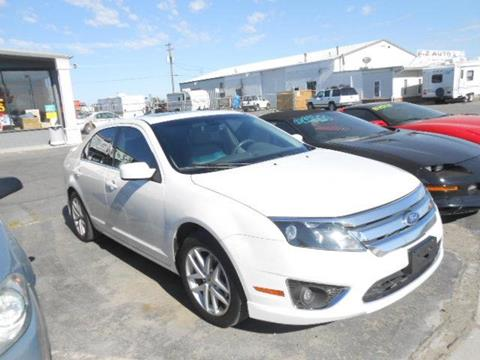 2012 Ford Fusion for sale in Burley, ID
