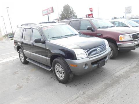 2005 Mercury Mountaineer for sale in Burley, ID