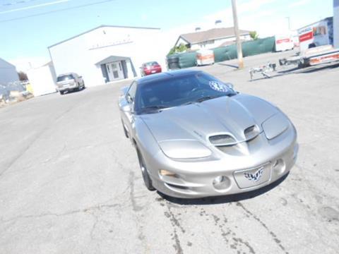 2002 Pontiac Firebird for sale in Burley, ID