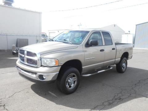 2003 Dodge Ram Pickup 2500 for sale in Burley, ID