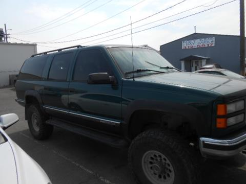 1996 GMC Suburban for sale in Burley, ID