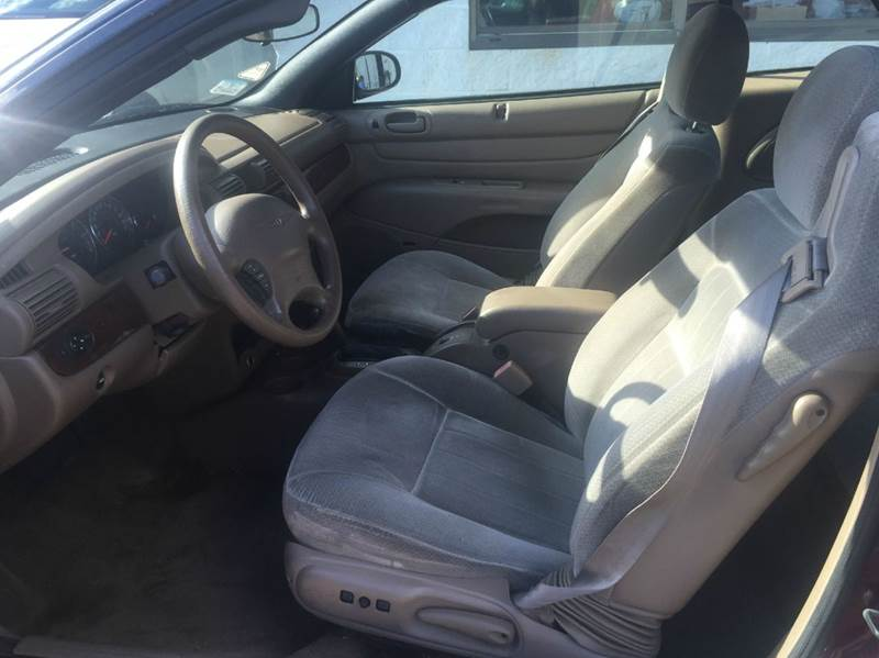 2001 Chrysler Sebring LX 2dr Convertible - Braintree MA