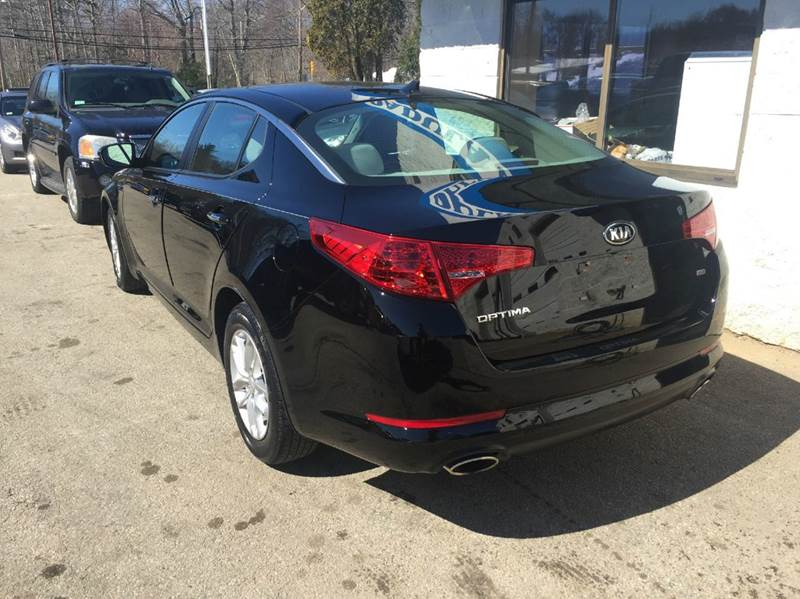 2013 Kia Optima LX 4dr Sedan - Braintree MA