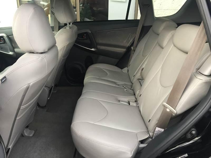 2009 Toyota RAV4 4X4 4dr SUV - Braintree MA