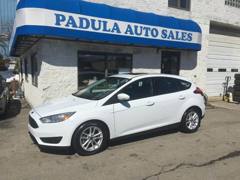 2015 Ford Focus SE 4dr Hatchback - Braintree MA