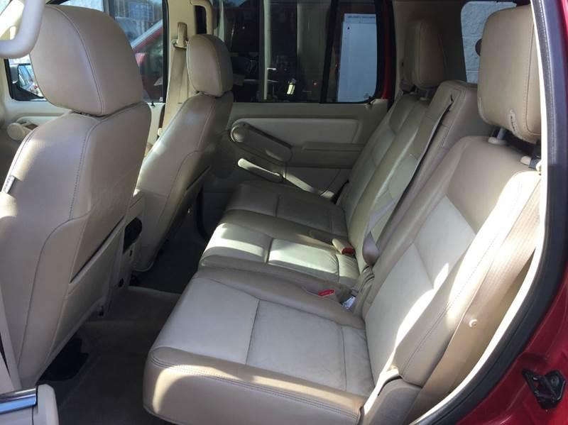 2006 Ford Explorer Eddie Bauer 4dr SUV 4WD w/V8 - Braintree MA