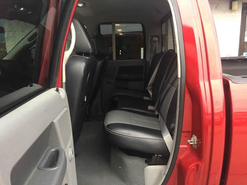 2008 Dodge Ram Pickup 1500 SLT 4dr Quad Cab 4WD SB - Braintree MA