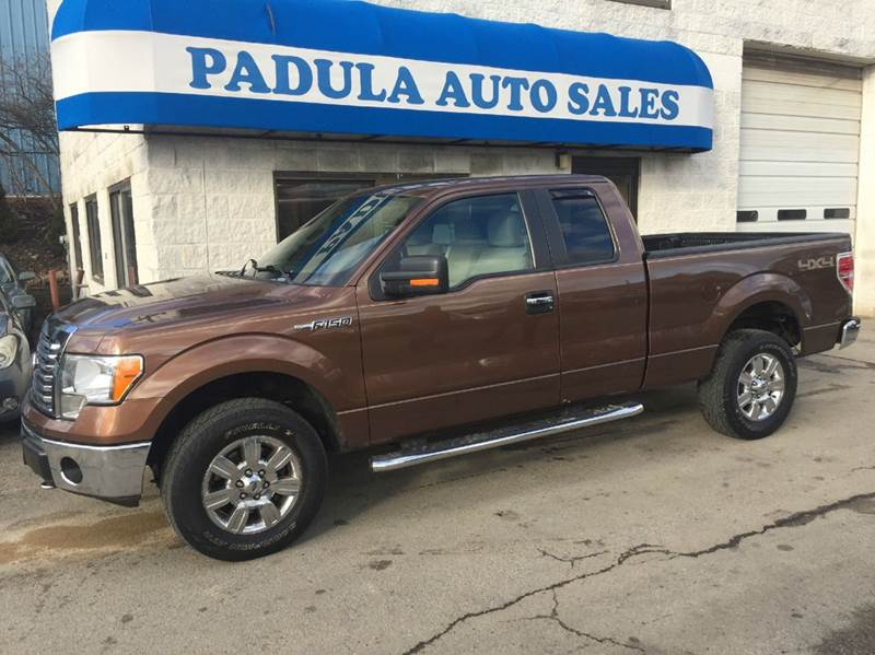 2012 Ford F-150 XLT 4x4 4dr SuperCab Styleside 6.5 ft. SB - Braintree MA