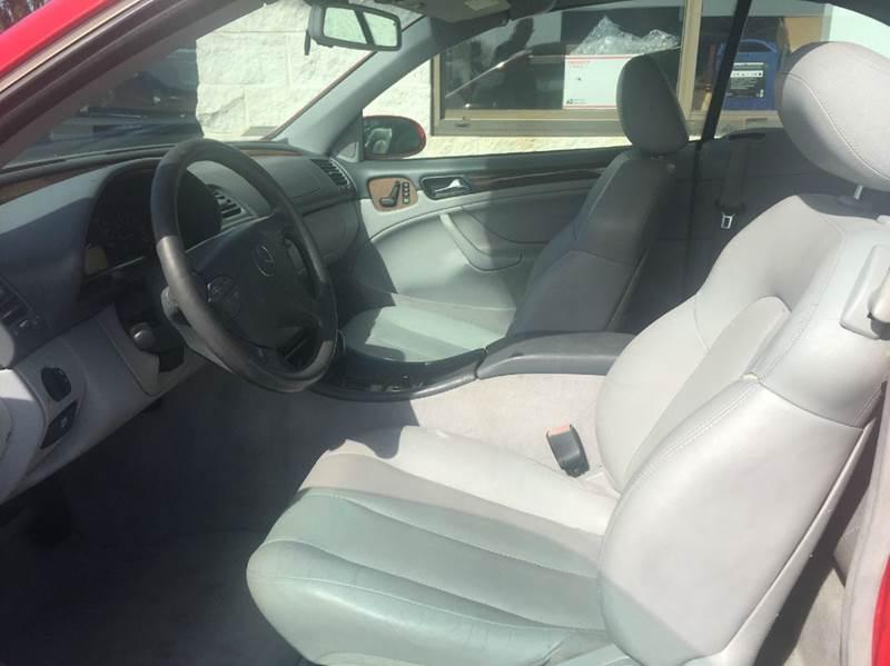 2003 Mercedes-Benz CLK CLK 320 2dr Cabriolet - Braintree MA