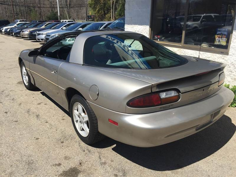 1999 Chevrolet Camaro Base 2dr Hatchback - Braintree MA
