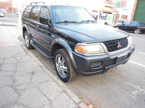 2001 Mitsubishi Montero Sport for sale in Brooklyn, NY