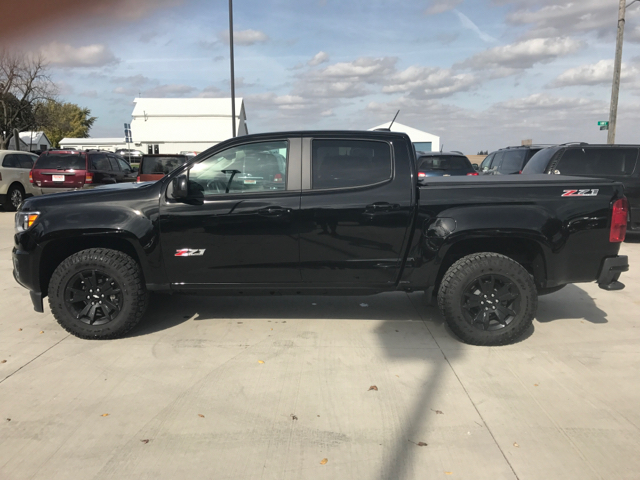 2016 chevrolet colorado z71 4x4 4dr crew cab 5 ft sb in glidden ia spangler automotive. Black Bedroom Furniture Sets. Home Design Ideas