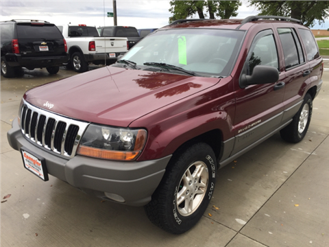 2002 Jeep Grand Cherokee for sale in Glidden, IA