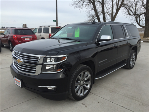 2015 chevrolet suburban for sale iowa. Black Bedroom Furniture Sets. Home Design Ideas