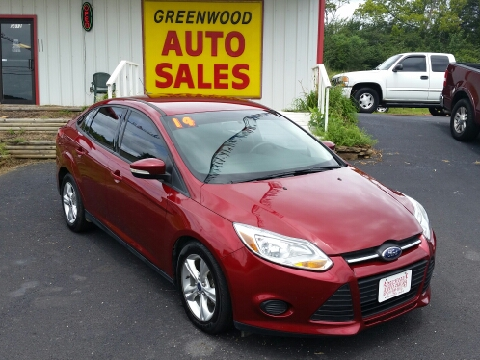 2014 Ford Focus for sale in Greenwood, AR