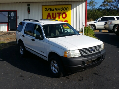 2004 Ford Explorer for sale in Greenwood, AR