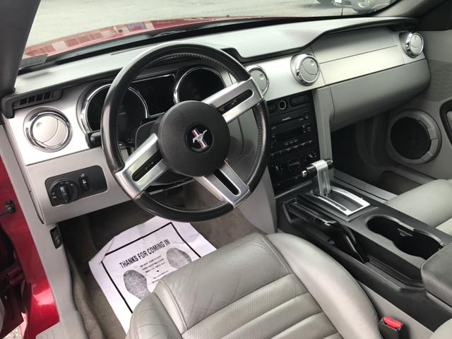 2006 Ford Mustang GT Premium 2dr Convertible - Waynesboro PA