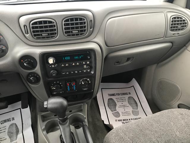 2004 Chevrolet TrailBlazer LS 4WD 4dr SUV - Waynesboro PA