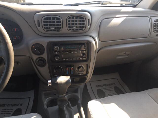 2007 Chevrolet TrailBlazer LS 4dr SUV 4WD - Waynesboro PA