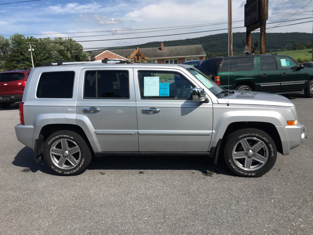 2007 jeep patriot limited 4x4 4dr suv in waynesboro pa. Black Bedroom Furniture Sets. Home Design Ideas