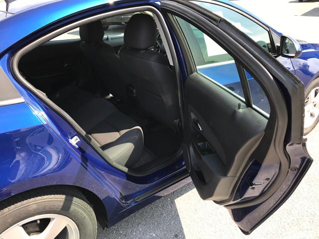 2013 Chevrolet Cruze 1LT Auto 4dr Sedan w/1SD - Waynesboro PA