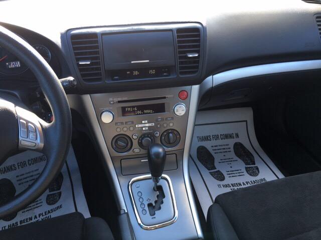 2009 Subaru Outback 2.5i AWD 4dr Wagon 4A - Waynesboro PA