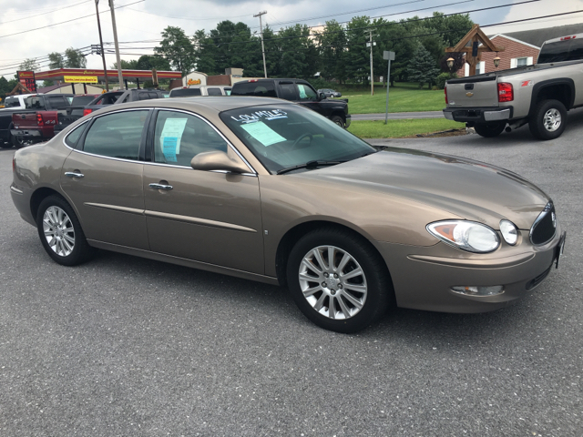 2007 buick lacrosse cxs 4dr sedan in waynesboro pa charlie pentz 39 s auto sales inc. Black Bedroom Furniture Sets. Home Design Ideas