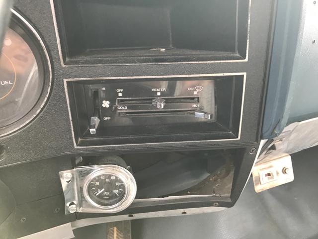 1989 Chevrolet R/V 3500 Series 2Dr Reg Cab Silverado Cheyenne  - Waynesboro PA