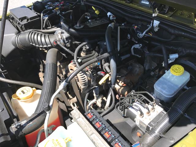 2008 Jeep Wrangler 4x4 Sahara 2dr SUV - Waynesboro PA
