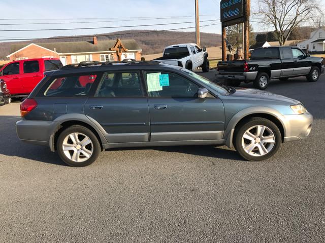 2005 Subaru Outback 2.5 XT Limited AWD 4dr Turbo Wagon - Waynesboro PA