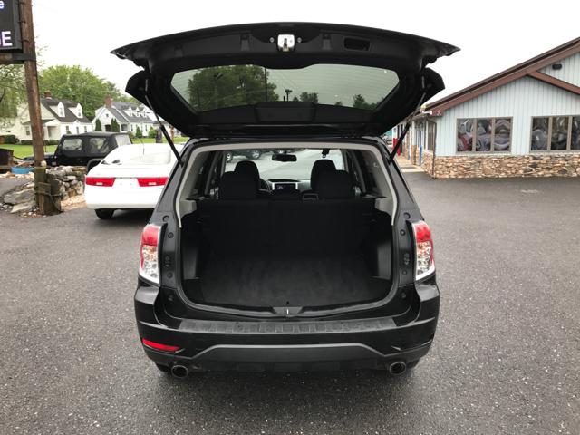 2012 Subaru Forester AWD 2.5X 4dr Wagon 4A - Waynesboro PA
