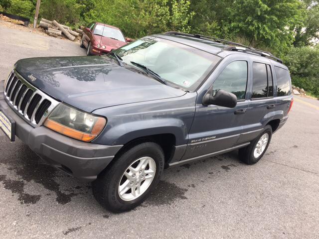 2001 Jeep Grand Cherokee Laredo 4dr 4WD SUV - Waynesboro PA