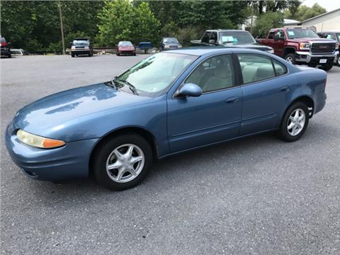 1999 Oldsmobile Alero for sale in Waynesboro, PA