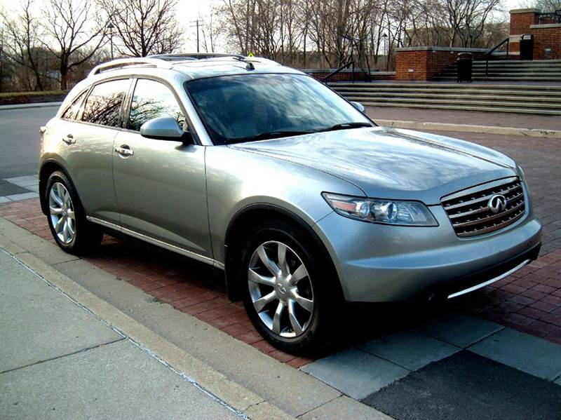 2007 infiniti fx35 awd 4dr suv in carmel in third avenue. Black Bedroom Furniture Sets. Home Design Ideas
