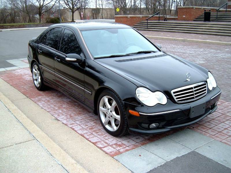 2007 mercedes benz c class c230 sport 4dr sedan in carmel for 2007 mercedes benz c class c230