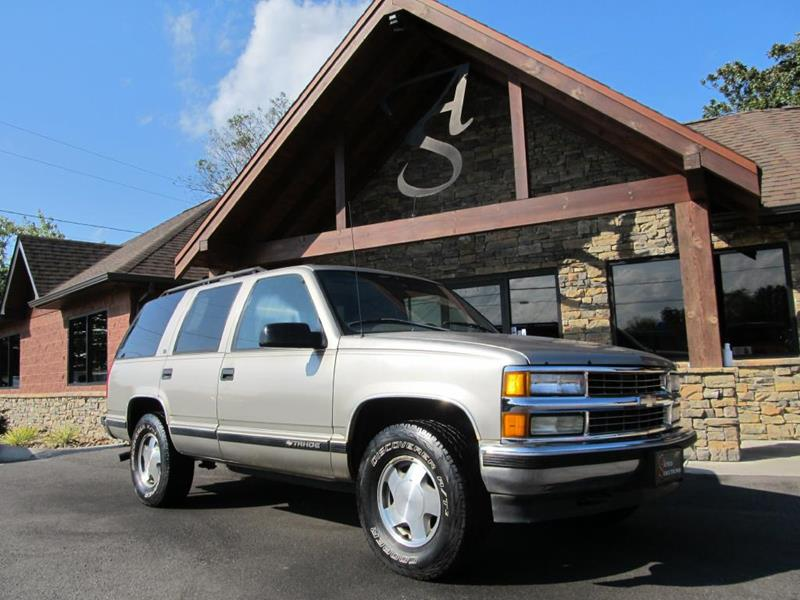 Chevrolet tahoe for sale in maryville tn for Ideal motors maryville tn