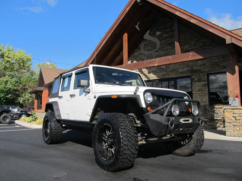 2010 jeep wrangler for sale in maryville tn for Ideal motors maryville tn