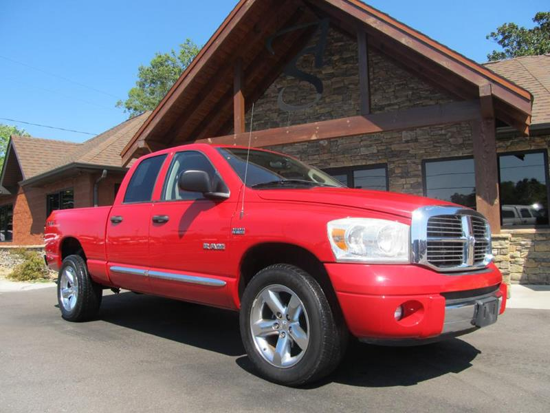 Used dodge ram for sale in maryville tn for Ideal motors maryville tn
