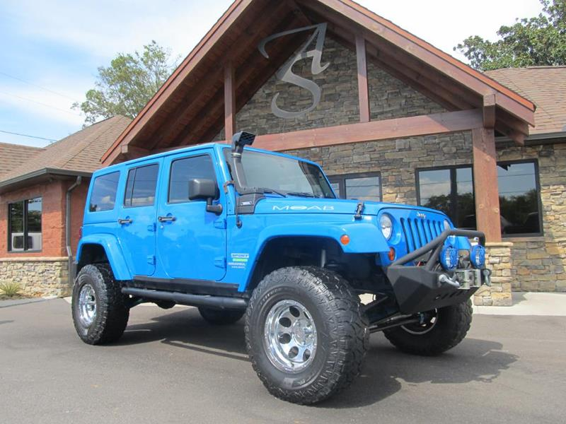 Jeep wrangler for sale in maryville tn for Ideal motors maryville tn