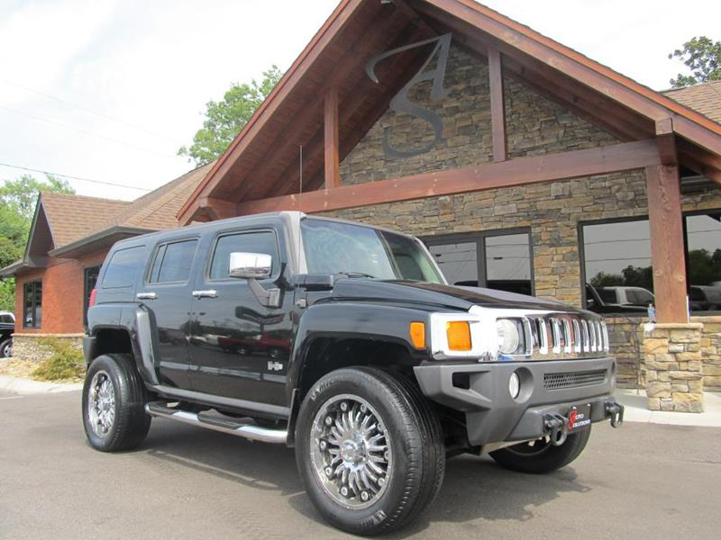 2006 hummer h3 4dr suv 4wd in maryville tn auto solutions 2006 hummer h3 4dr suv 4wd maryville tn vanachro Image collections