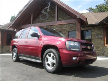 2008 Chevrolet TrailBlazer
