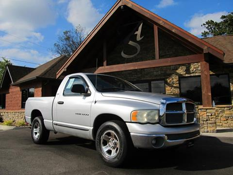 2002 Dodge Ram Pickup 1500 for sale in Maryville, TN