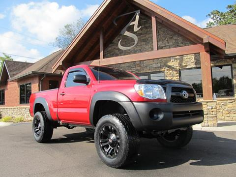 2011 Toyota Tacoma for sale in Maryville, TN