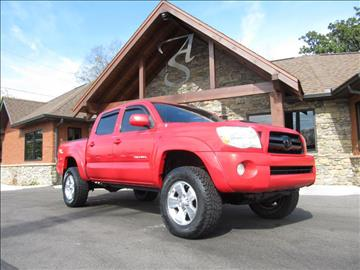 2007 toyota tacoma for sale tennessee for Ideal motors maryville tn