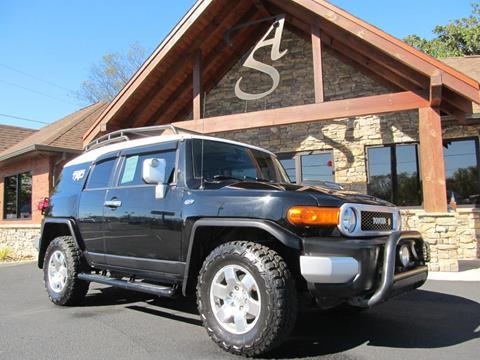 2010 Toyota FJ Cruiser for sale in Maryville, TN