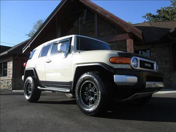 2008 Toyota FJ Cruiser for sale in Maryville, TN