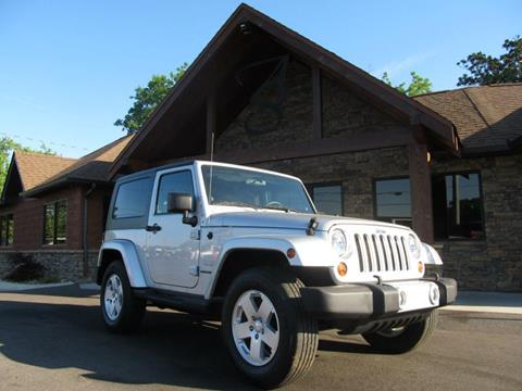 Jeep wrangler for sale maryville tn for Ideal motors maryville tn