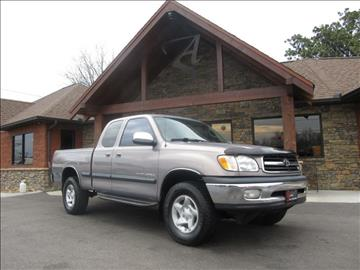2000 Toyota Tundra for sale in Maryville, TN