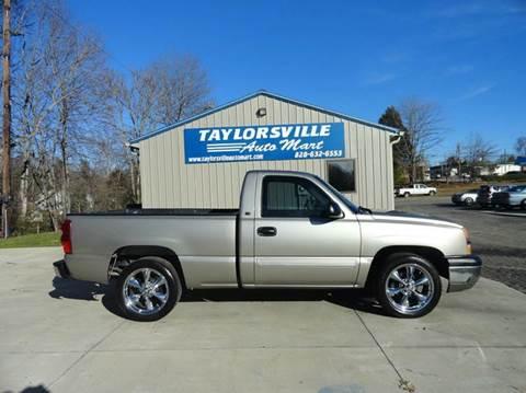2003 Chevrolet Silverado 1500 for sale in Taylorsville, NC